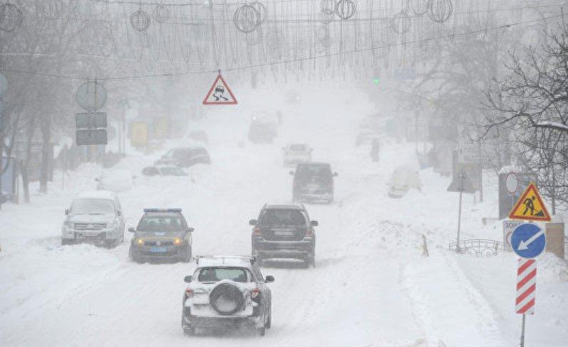 СРОЧНО: В Украину надвигается шторм