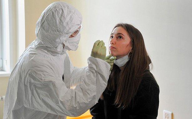 Фото - Тестирование на коронавирус