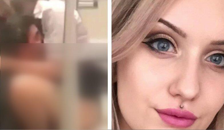 Секс с раненной девушкой