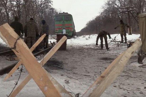 Заблокирована главная магистраль торговли с террористами Ясиноватая-Константиновка