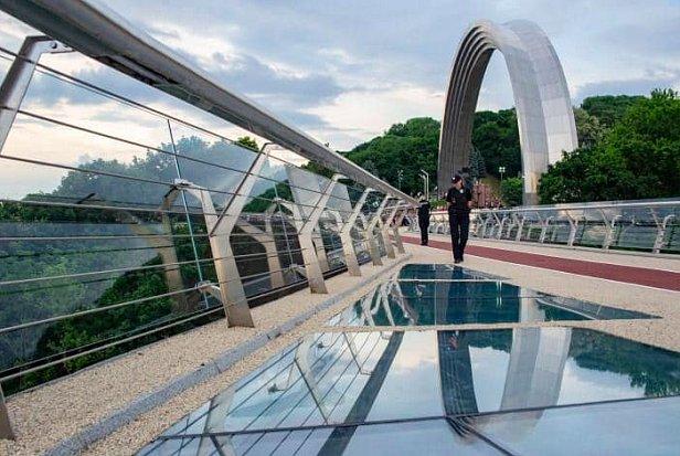фото - Виталий Кличко про мост