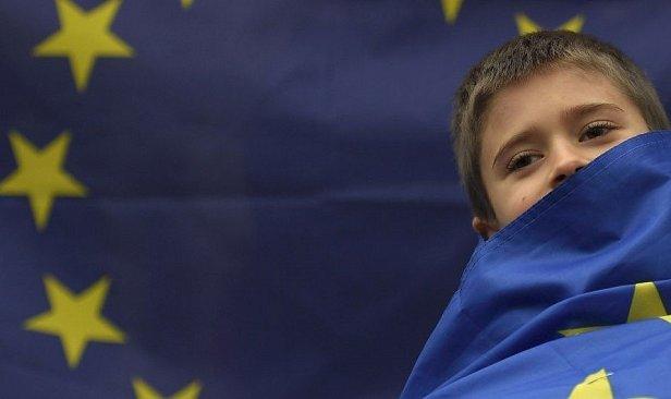 фото - флаг ЕС