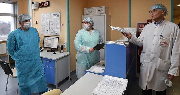 Фото — Больничный при коронавирусе
