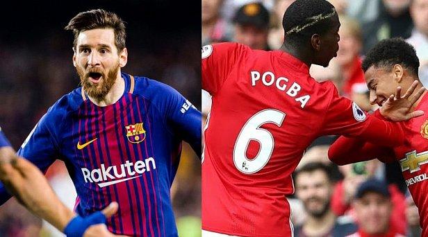 фото: Манчестер Юнайтед - Барселона: где смотреть матч
