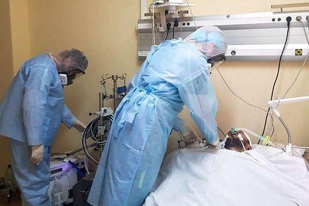 фото - больница в Киева