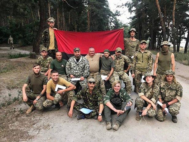 На полигоне под Чугуевом военнослужащие 54-й ОМБр объявили голодовку