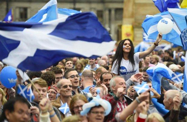 В Шотландии планируется проведение референдума о независимости