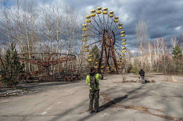 Фото - разработаны речные маршруты посещения Чернобыльской зоны