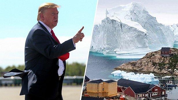 Фото - Трамп хотел приобрести Гренландию