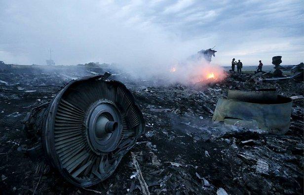 Следствие назвало имена подозреваемых в крушении MH17