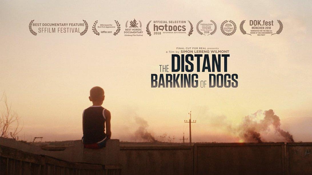 27 грудня - камерний показ документальної драми з Донбасу «Віддалений гавкіт собак», що може увійти в число номінантів на Оскар