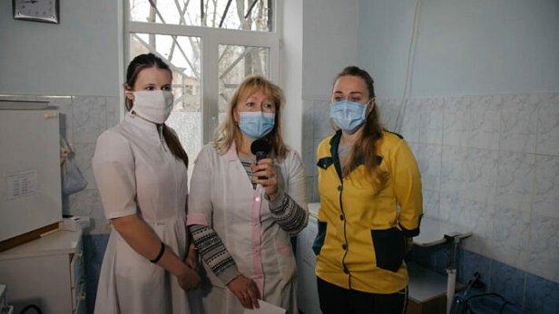 Фото — Медики в Одессе