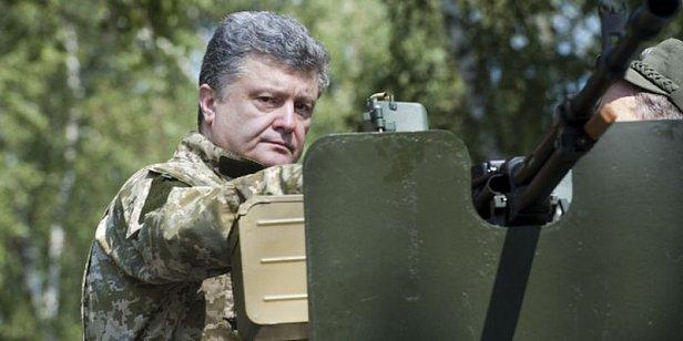 """""""Свет в конце тоннеля"""": Порошенко оценил перспективу завершения войны на Донбассе"""
