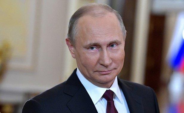 Владимир Путин едет в Крым