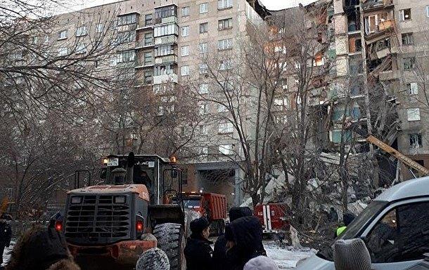Под завалами дома вМагнитогорске отыскали живого одиннадцатимесячного ребенка