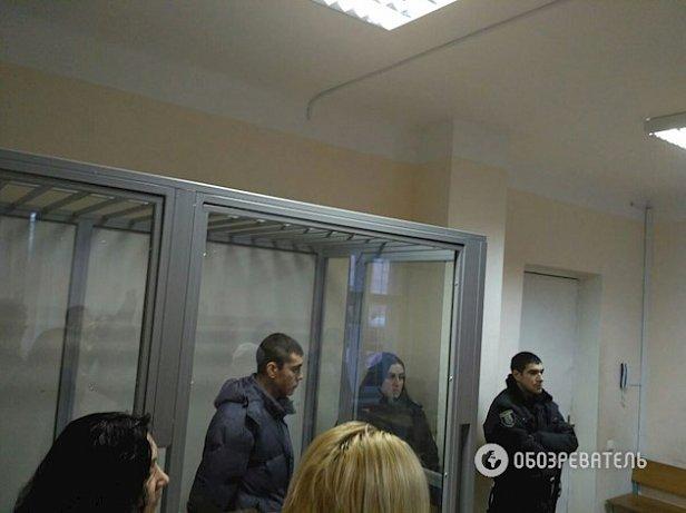 Суд вынес жестокий приговор водителю, сбившему насмерть девочку в Киеве