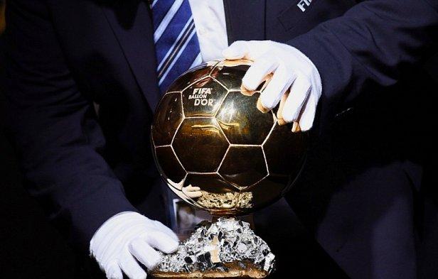 фото - Золотой мяч