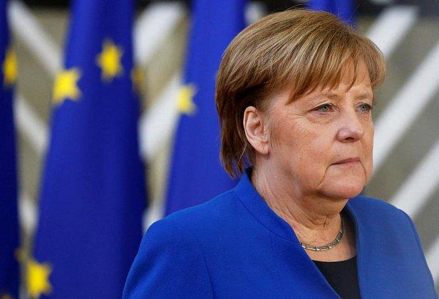 Фото — Ангела Меркель