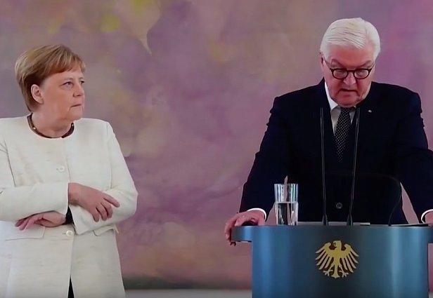 фото - Меркель трусит