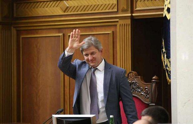 МВФ отреагировал на отставку Данилюка