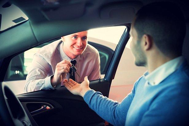 Як взяти напрокат авто бізнес-класу