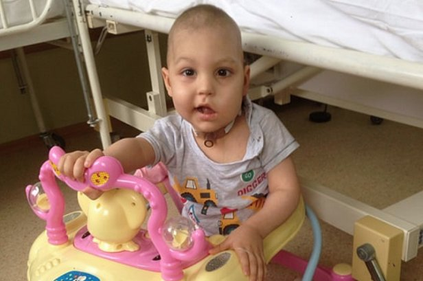 СРОЧНО нужна любая финансовая помощь на лечение рака маленькому Артему Самко