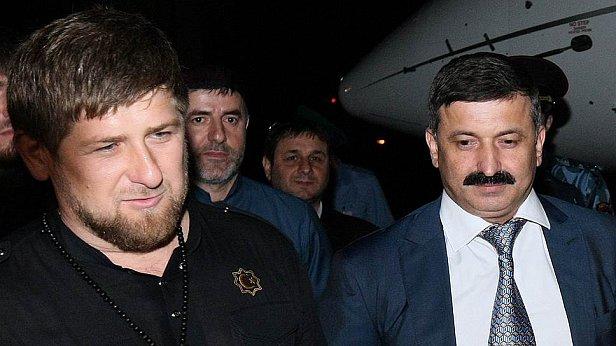 СБУ задержала в Киеве представителя Кадырова - СМИ