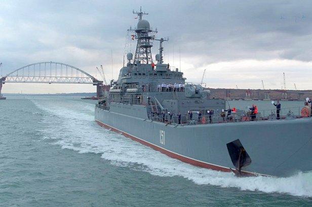 Россия частично разблокировала Азовское море для Украины
