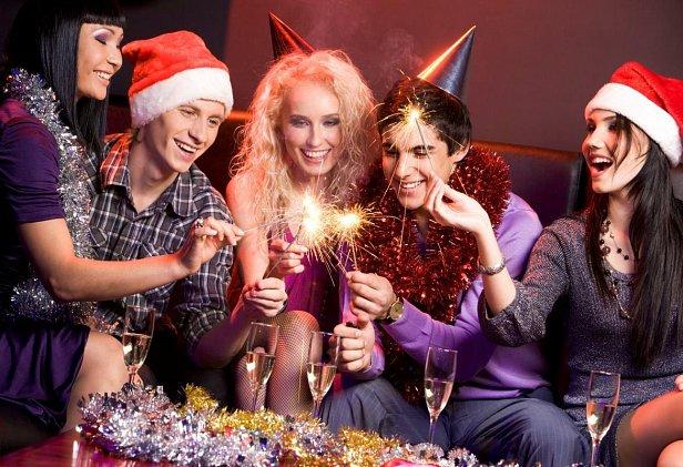 Фото — Празднование Нового года