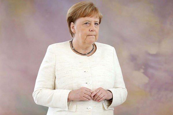 Фото - Ангела Меркель