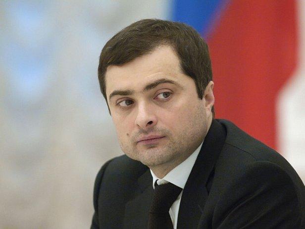 Помощник Путина Сурков выразил соболезнования семье Гиви