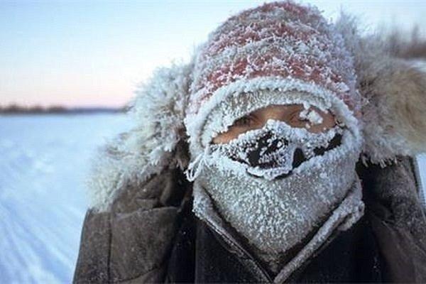 фото - мороз
