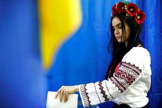 результаты выборов ЦИК Украины