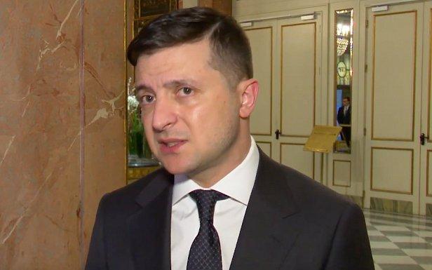 фото - президент Владимир Зеленский