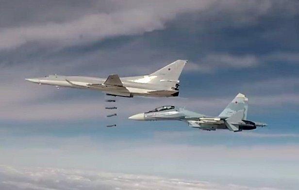 СРОЧНО: Россия заявила об авиаударе