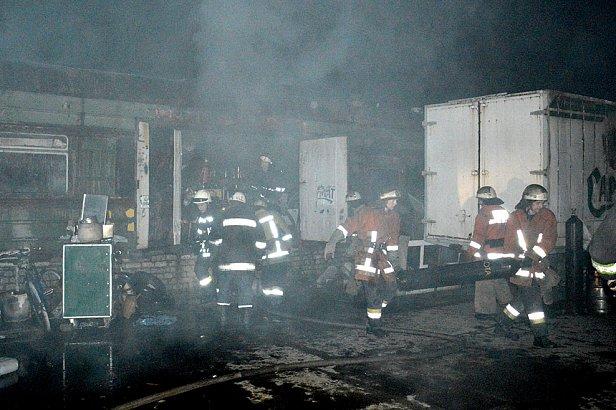 Днепропетровские пожарники ликвидировали пожар на Лоцманском спуске