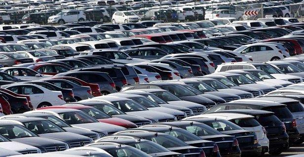 Украина опустилась на 25 место в рейтинге автопродаж