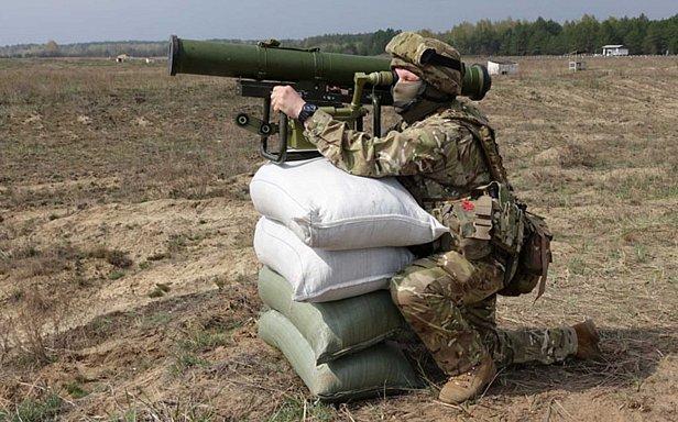 Украина и Британия провели переговоры относительно производства военной техники в Украине