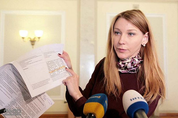 Парламентарии потребовали от Тетерука сдать мандат