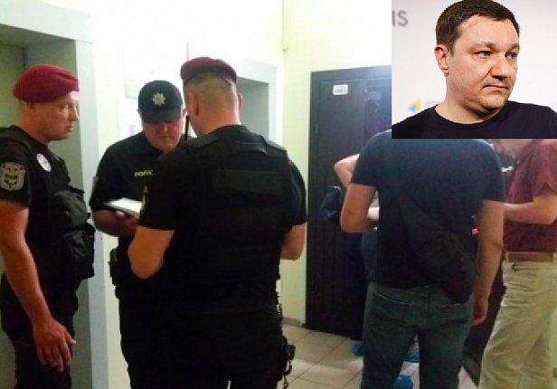 фото - где застрелился Тымчук