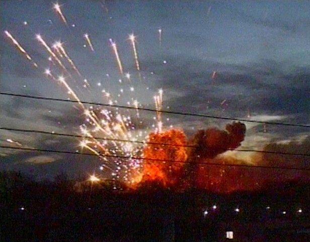 СРОЧНО: В центре Донецка прогремел мощный взрыв (фото)