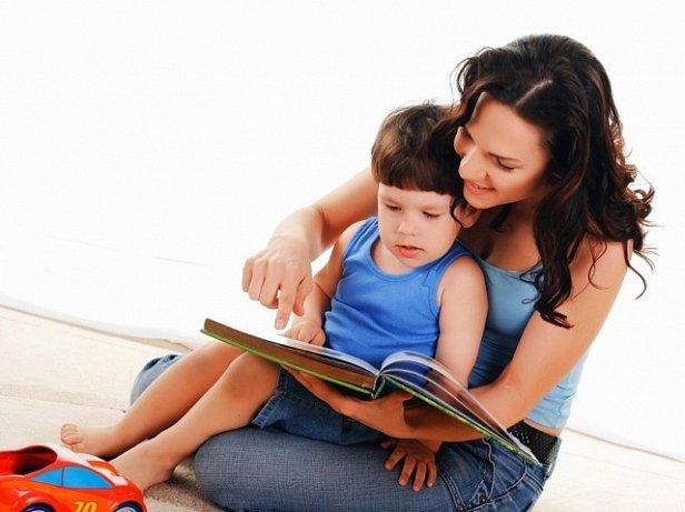 Выбрать помощника для воспитания ребенка
