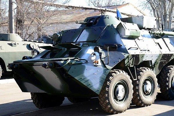 ВСУ получили первую партию бронемашин «Свитязь»