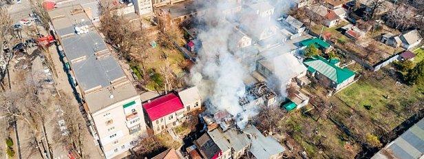 В Днепре объявили высокий уровень пожароопасности
