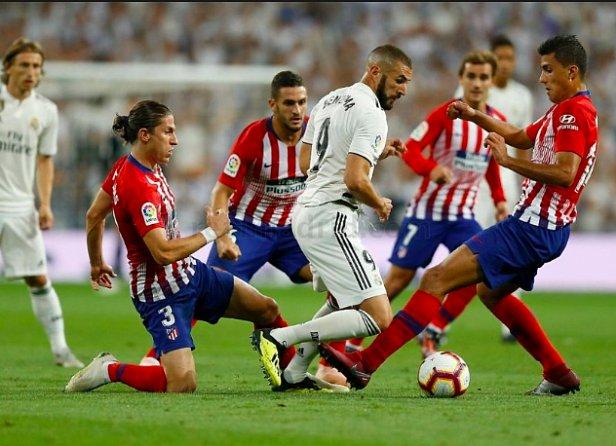 фото - Атлетико Реал Мадрид смотреть онлайн