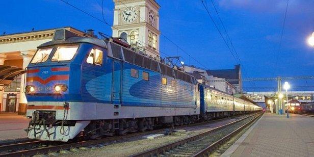 Киевский ж/д вокзал