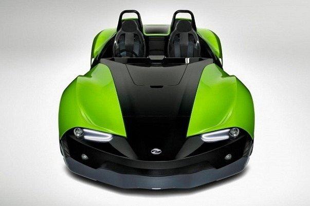 Zenos Cars представил новый британский суперкар