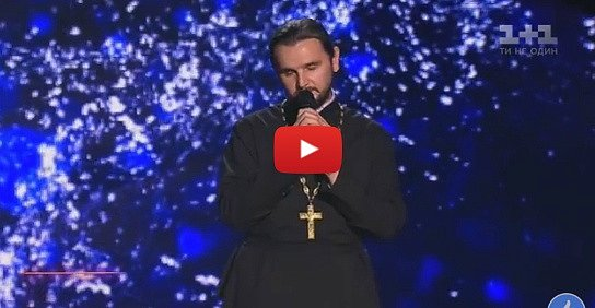 """Cвященник из """"Голосу країни"""" впервые рассказал о """"зраде"""" во время Майдана (видео)"""