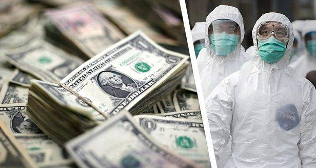 Фото — Коронавирус и наличные деньги