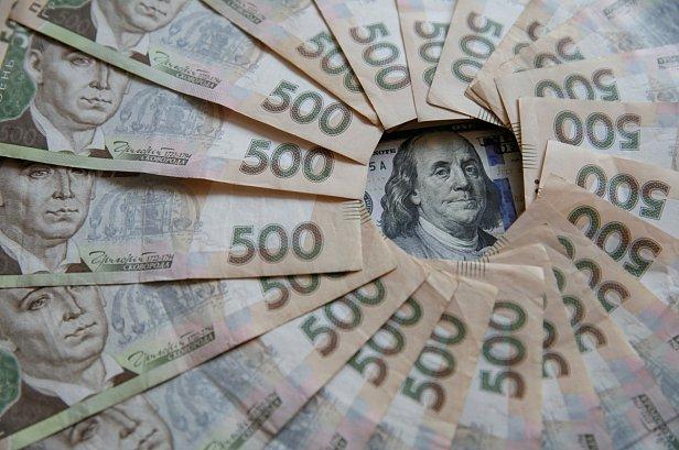 В банковской системе Украины в январе происходил отток наличных средств